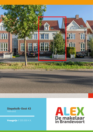 Brochure preview - Stepekolk-Oost 43, 5706 LA HELMOND (1)