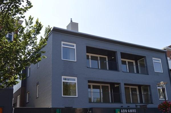Te huur: Appartementen voorzijde