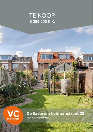 Brochure preview - De Savornin Lohmanstraat 23, 3904 AM VEENENDAAL (1)