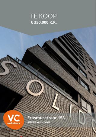 Brochure preview - Erasmusstraat 153, 3902 KC VEENENDAAL (1)