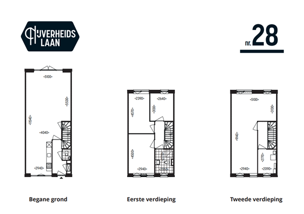 Floorplan - Nijverheidslaan, 3903 Veenendaal