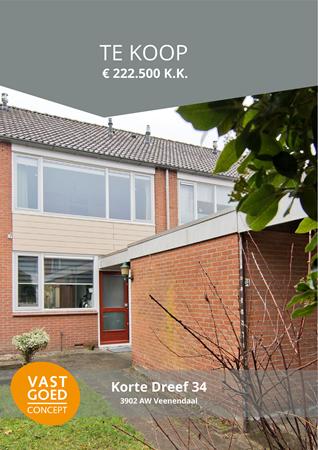 Brochure preview - Korte Dreef 34, 3902 AW VEENENDAAL (1)