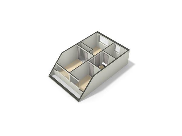 Floorplan - Rietzanger 9, 3906 NC Veenendaal