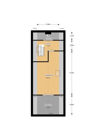 Floorplan - De Grote Akker 7, 3911 XS Rhenen