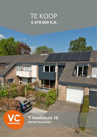 Brochure preview - 'T Koetshuis 16, 3902 RG VEENENDAAL (1)