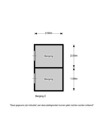 Floorplan - Van Riemsdijklaan 107, 1945 XM Beverwijk