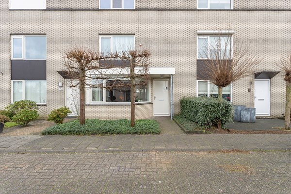 Property photo - Ossendrechtstraat 4, 5045TB Tilburg