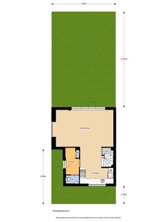 Floorplan - Vogezen 23, 1567 KC Assendelft
