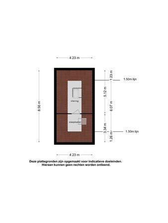Plattegrond - Korte Kerkstraat 22, 4531 CL Terneuzen - zolder.jpg