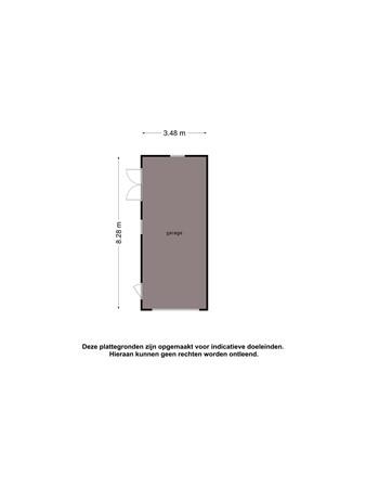 Plattegrond - Korte Kerkstraat 22, 4531 CL Terneuzen - garage.jpg