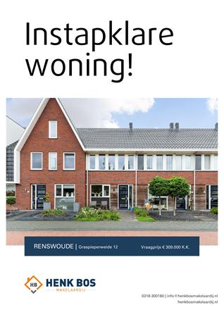 Brochure preview - Graspieperweide 12, 3927 SR RENSWOUDE (1)