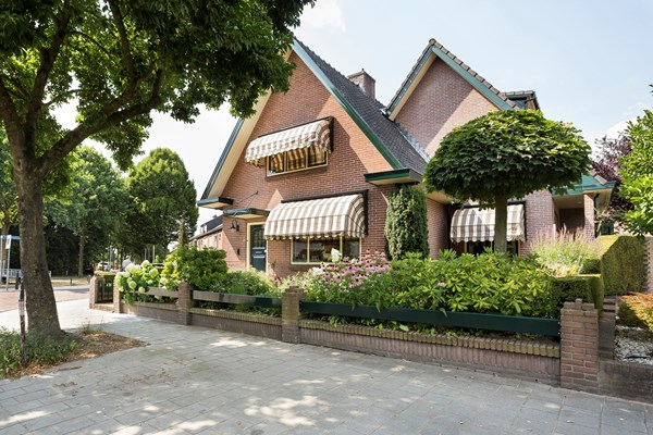Verkocht: Deze woning heeft een unieke website: www.postweg52.nl