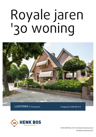 Brochure preview - Postweg 52, 6741 BC LUNTEREN (1)
