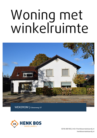 Brochure preview - Edeseweg 57, 6733 AC WEKEROM (1)