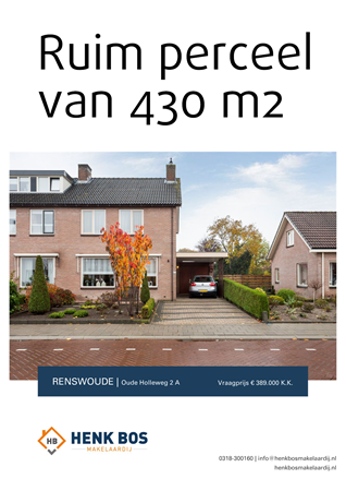 Brochure preview - Oude Holleweg 2-A, 3927 CL RENSWOUDE (1)