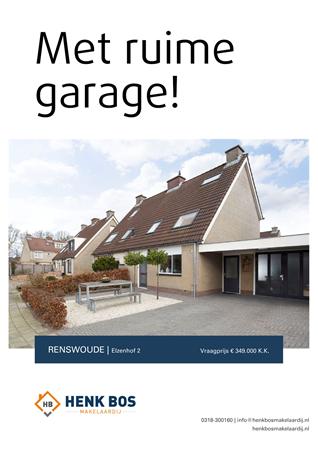 Brochure preview - Elzenhof 2, 3927 GK RENSWOUDE (1)