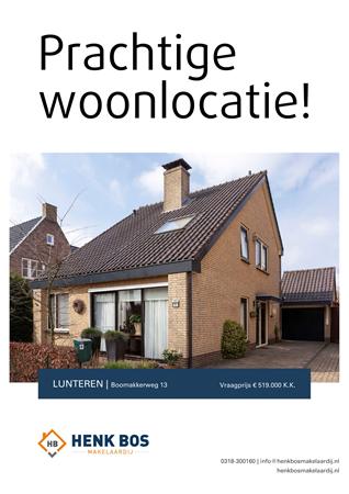 Brochure preview - Boomakkerweg 13, 6741 DX LUNTEREN (1)