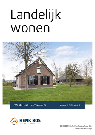 Brochure preview - Lage Valkseweg 65, 6733 GB WEKEROM (1)