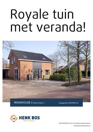 Brochure preview - Esdoornlaan 2, 3927 AH RENSWOUDE (1)