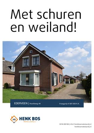 Brochure preview - Hoofdweg 44, 6744 WL EDERVEEN (1)
