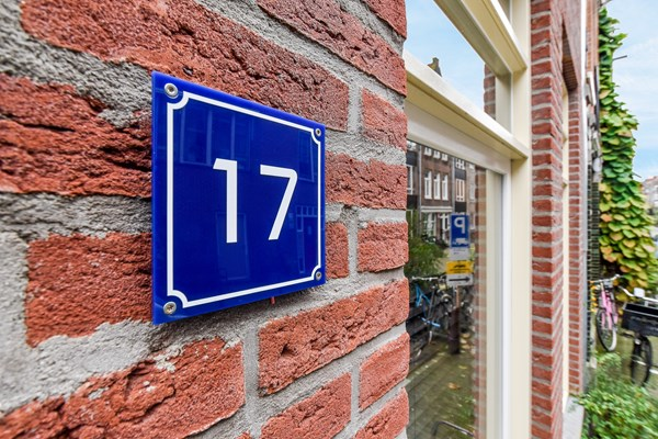 For sale: Boomstraat 17, 1015 LA Amsterdam