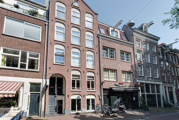Rented subject to conditions: Lange Leidsedwarsstraat 79BEL, 1017 NH Amsterdam