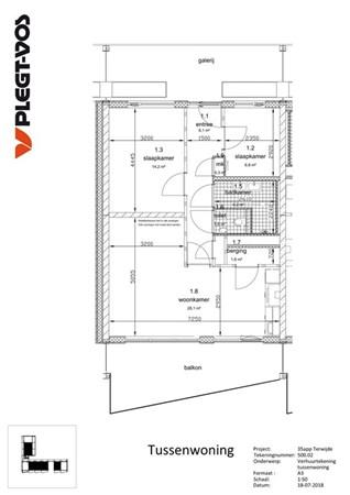 Floorplan - 4585 Hengstdijk