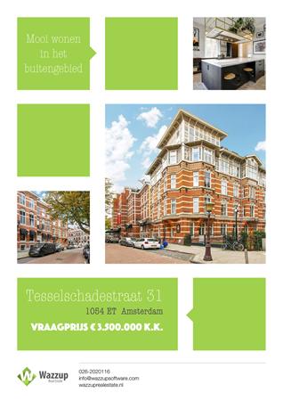 Brochure preview - Tesselschadestraat 31-a, 1054 ET AMSTERDAM (1)