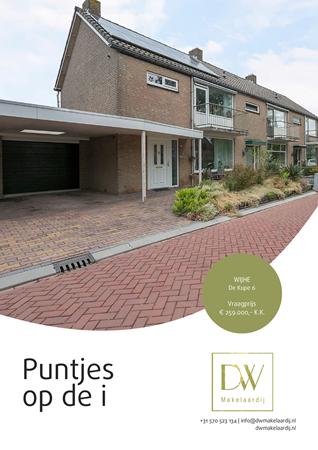 Brochure preview - De Kupe 6, 8131 CM WIJHE (2)
