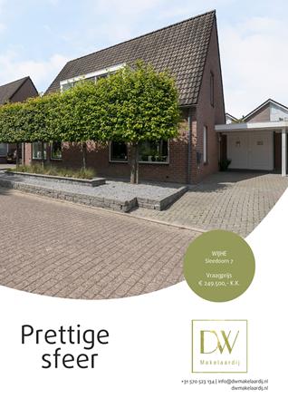 Brochure preview - Sleedoorn 7, 8131 GK WIJHE (1)