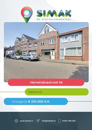 Brochure preview - Hemelrijksestraat 66, 5701 LH HELMOND (1)
