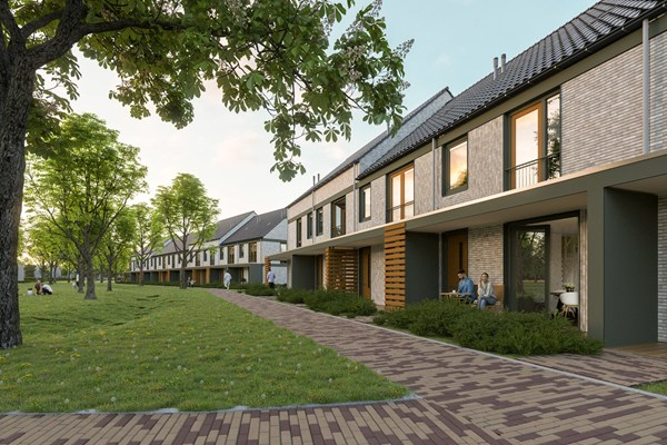 Medium property photo - Parkwoning XL type H2 Bouwnummer 29, 6515 AE Nijmegen