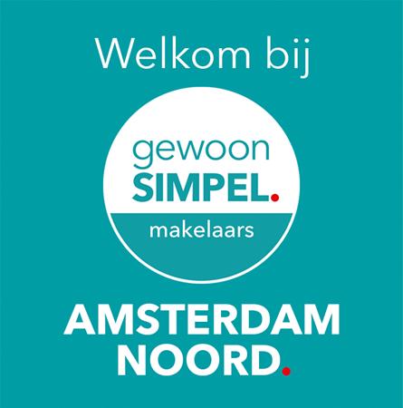 gewoon SIMPEL makelaars Amsterdam-Noord
