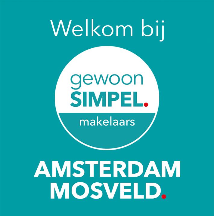 gewoon SIMPEL makelaars Amsterdam Mosveld