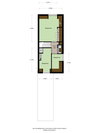Floorplan - Brakenbeltsweg 4, 7442 EZ Nijverdal