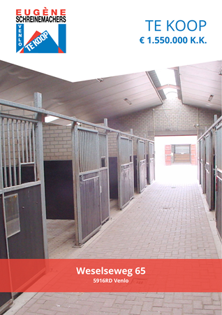 Brochure preview - Weselseweg 65, 5916RD VENLO (1)