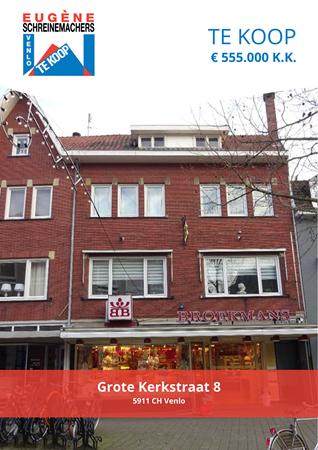 Brochure preview - Grote Kerkstraat 8, 5911 CH VENLO (1)