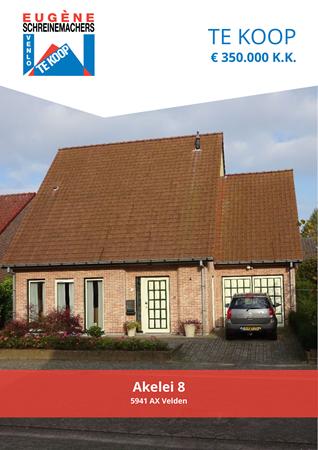 Brochure preview - Akelei 8, 5941 AX VELDEN (1)