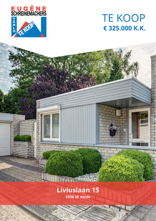 Brochure preview - Liviuslaan 15, 5926 SE VENLO (1)