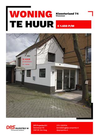 Brochure preview - Kloosterland 74, 2242 ET WASSENAAR (2)