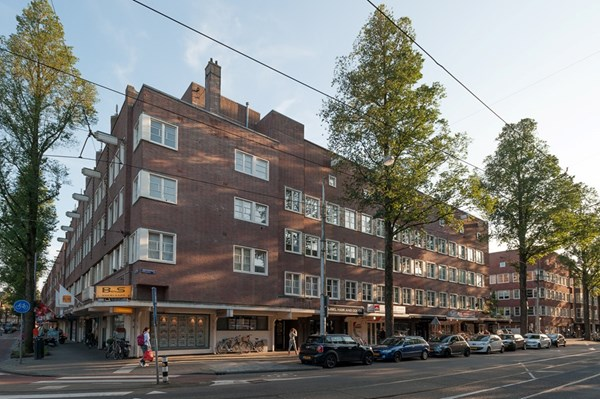 Heemstedestraat 1-II, Amsterdam