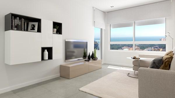 Te koop: Altos de Campoamor - type 9C/D (penthouses)