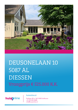 Brochure preview - Deusonelaan 10, 5087 AL DIESSEN (1)