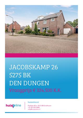 Brochure preview - Jacobskamp 26, 5275 BK DEN DUNGEN (1)