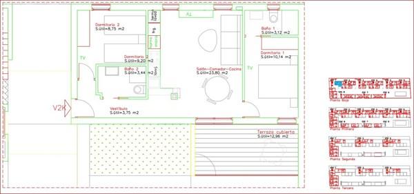 Floorplan - 03189 Orihuela