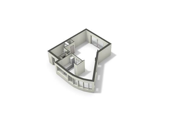 Floorplan - Munteltuinen 41, 5212 PK 's-Hertogenbosch