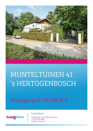 Brochure preview - Munteltuinen 41, 5212 PK 'S-HERTOGENBOSCH (1)