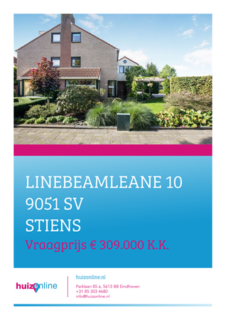 Brochure preview - Linebeamleane 10, 9051 SV STIENS (1)