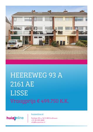 Brochure preview - Heereweg 93-a, 2161 AE LISSE (1)