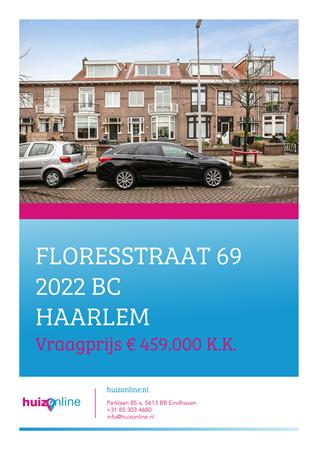 Brochure preview - Floresstraat 69, 2022 BC HAARLEM (1)